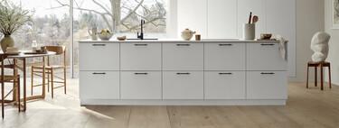 Kvik presenta Veda, la serie de muebles de cocina con la que conseguir una cocina versátil, elegante y sostenible