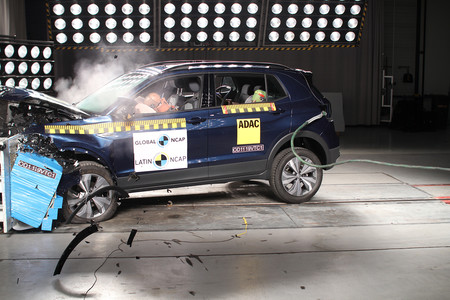 Vw T Cross Latin Ncap