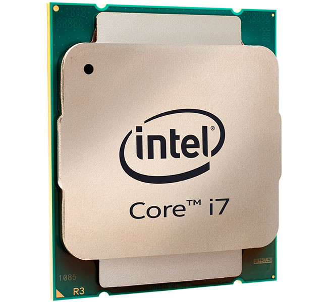 Intel Core I7 Haswell E
