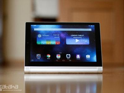 Lenovo Yoga Tablet 2, análisis