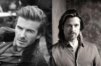 Oye Brad Pitt, que dice David Beckham que si te atreves a protagonizar una peli sobre su vida