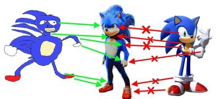 El rediseño de Sonic ya es cuestión de estado y patrimonio universal