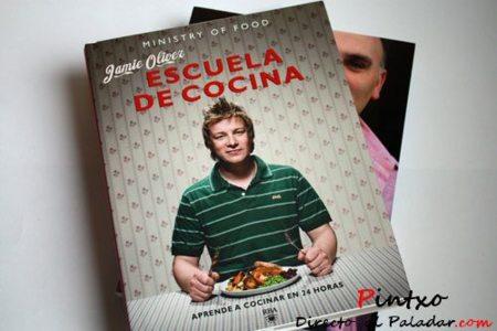 Escuela de Cocina: aprende a cocinar con Jamie Oliver