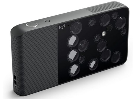 Light L16 Camara 16 Sensores