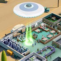 Los alienígenas invadirán Two Point Hospital con Encuentros en la Tercera Base, su nuevo DLC que llegará la semana que viene [GC 2019]
