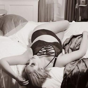 La hija de David Hasselhoff se desnuda para defender el movimiento body positive