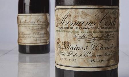 Este es el vino más caro de la historia: se acaba de subastar por más de medio millón de dólares