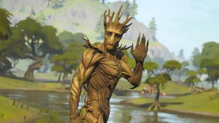 Fortnite Temporada 4: cómo completar todas las misiones y desafíos del Despertar de Groot y Groot Arbolito