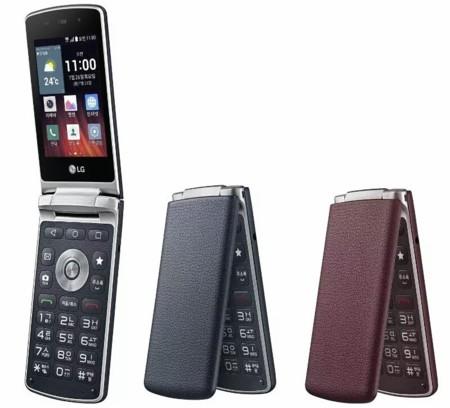 LG imagina por ti un teléfono tipo concha con Lollipop para el mercado coreano