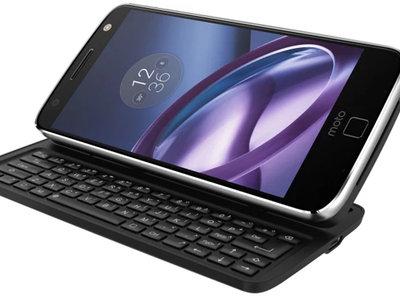 """Moto Mod de teclado QWERTY y nuevo color para BlackBerry KEYOne: vuelven """"las teclitas"""""""