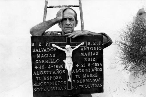 Koldo Chamorro y 'El santo Christo Ibérico', otra forma de ver la fiesta española