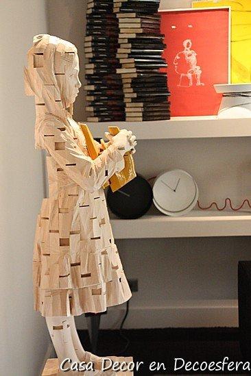 Casa Decor Madrid 2010: Vivienda de un Coleccionista