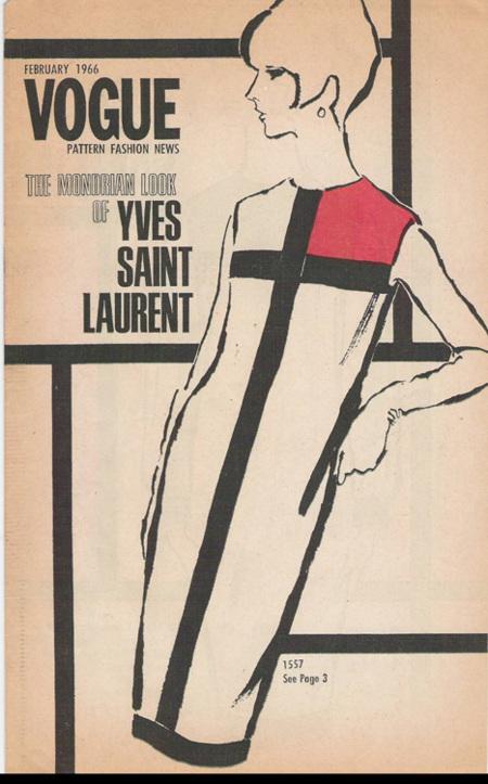 Mondrian YSL 1966