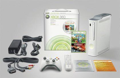 Xbox 360 baja de precio en Japón