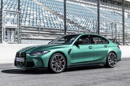 ¡Al fin! Todas las imágenes e información sobre el nuevo BMW M3 Competition, la nueva súper berlina de 510 CV