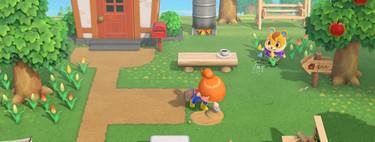 Jugar a Animal Crossing: New Horizons es agradable, pero cada vez se parece más a un trabajo