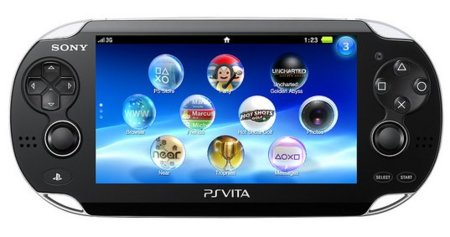 PS Vita o Playstation Vita de Sony