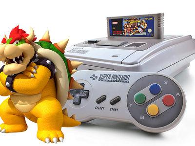Nintendo no cometas el mismo error con la SNES mini