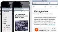 Digg Reader estrena versión web para móviles e introduce mejoras en iOS