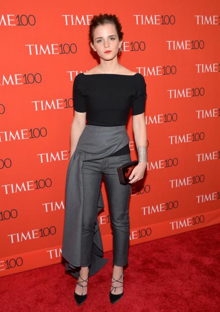 Emma Watson Time 100 Gala 2015 2