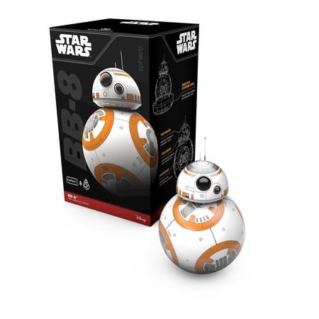 Droide robótico interactivo BB-8 de Star Wars por 113,99 euros y envío gratis