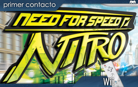 'Need for Speed: Nitro'. Primer contacto