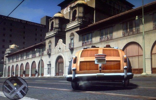 Los Ángeles Examiner en L.A. Noire
