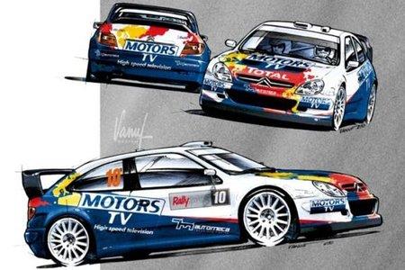 Yvan Muller participará en el Rally de Alsacia