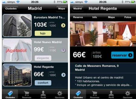 ReallyLateBooking, ofertas de hotel para viajeros tardíos y escapadas de última hora