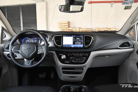 Chrysler Pacifica 2021 Opiniones Prueba Mexico 14