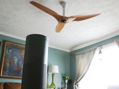 Controla la temperatura en casa mediante la voz gracias a este ventilador de BAF