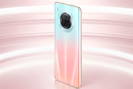 Huawei Y9a: cámara pop-up, Helio G80 y carga rápida de 40W