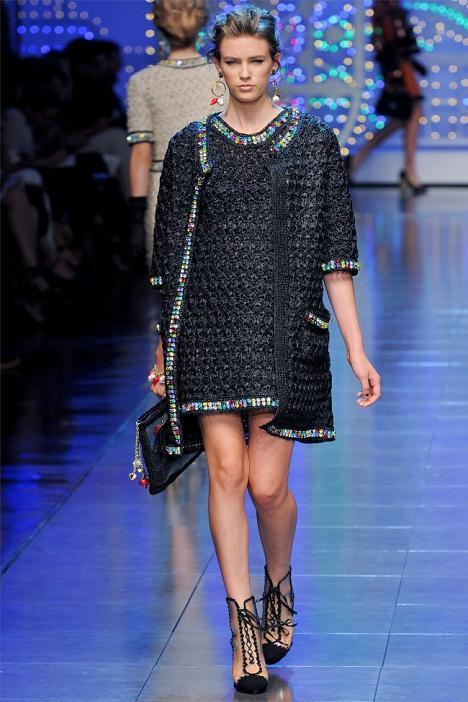 Foto de Dolce & Gabbana Primavera-Verano 2012 (1/74)