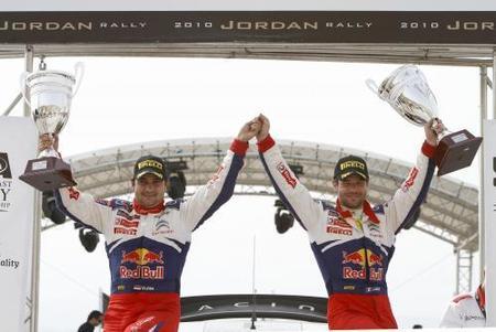 Lo mejor y lo peor del Rally de Jordania