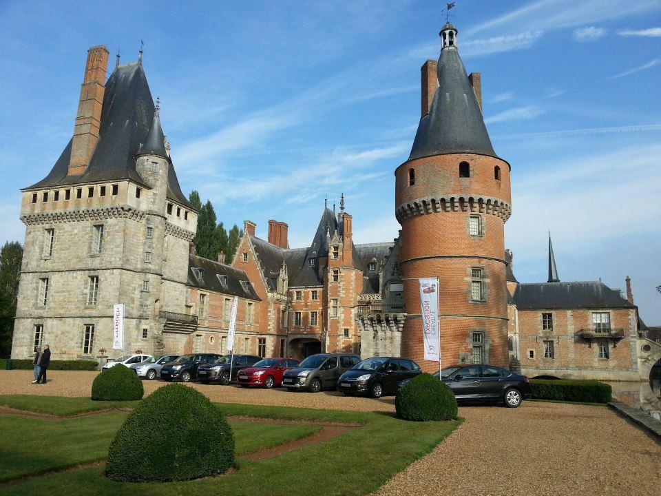 Foto de El Château de Maintenon se viste de gala con los mejores clásicos de Citroën (6/13)