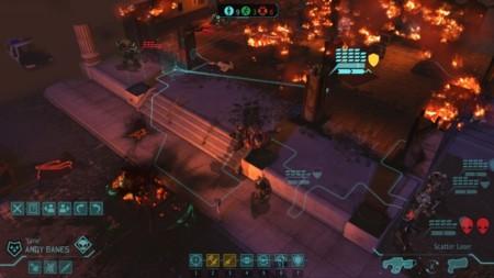 Xcom Enemy Unknown Illustration Of The Combat Ui