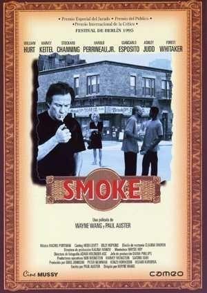 Paul Auster, Smoke y la celebración del buen cine