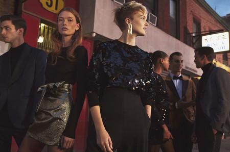 Estos son los 11 looks que te ayudarán a vestir para ir a la fiesta de la oficina