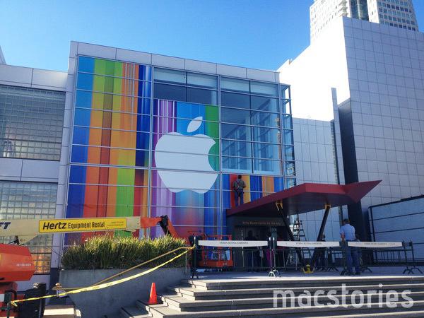 Yerba Buena Center iPhone 5 keynote