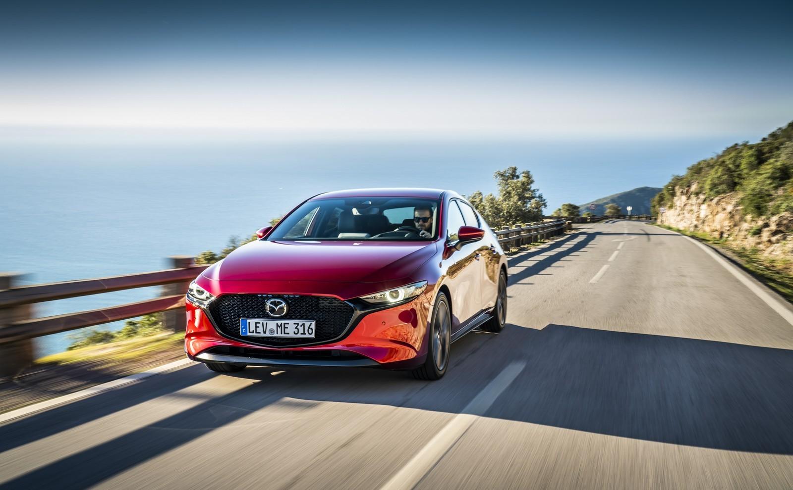 Foto de Mazda3 2019 (54/128)