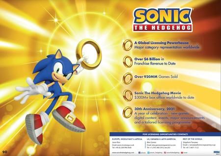 Sonic 30 Aniversario