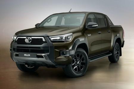 La Toyota Hilux 2021 se torna más ruda a través de un notable facelift
