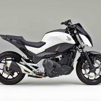 Así consigue la moto de Honda mantenerse en equilibrio con o sin piloto