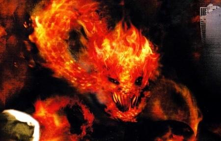 Serpiente de fuego