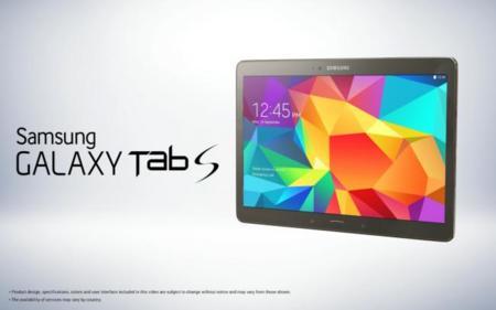 Samsung Galaxy Tab S, el resto de tablets envidiarán su pantalla