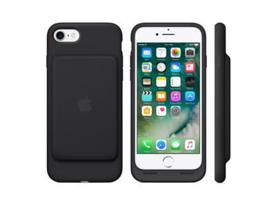 No solo el iPhone, la Smart Battery Case para iPhone 7 también ha aumentado su capacidad