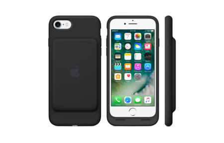 No solo el iPhone, la Smart Battery Case para iPhone 7 también ha aumentado su capacidad