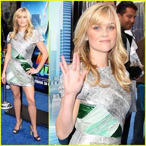 Reese Witherspoon de Rodarte en la Alfombra Azul