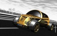 ¿Cómo sería el Citroën 2CV de un futuro post-apocalíptico?