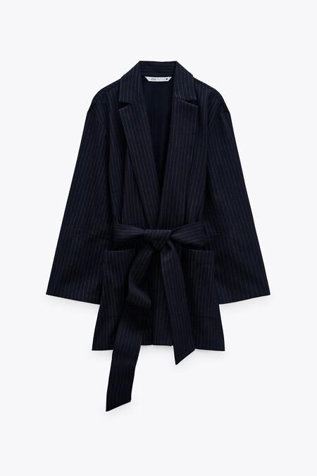 Zara Blazers Invierno 2020 06